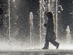 swiss fountain girl | by Andreas Dietrich