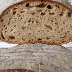Normannisches Brot mit Roggen – Normandy Rye