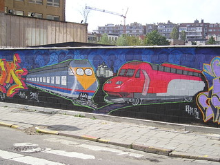 Train-graffiti | by vitalyzator