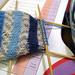 Starter Stockinette Socks - Beginnings