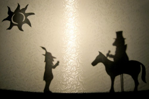 Shadow Puppets | by DogFromSPACE