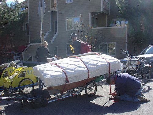 Carfree move in Boulder Colorado DSC00004 | by Richard Masoner / Cyclelicious