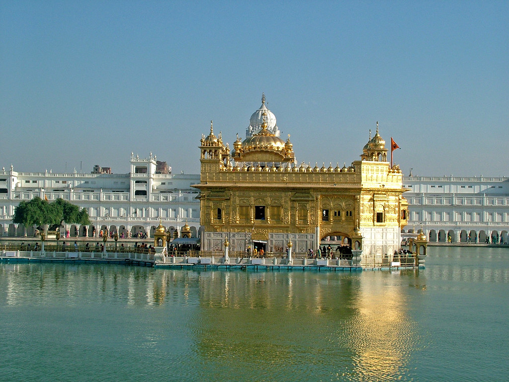 Golden Temple Guilhem Vellut Flickr
