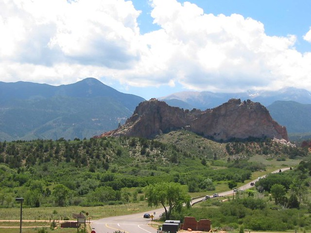 Kissing Camels Garden Of The Gods Colorado Springs Colo Flickr