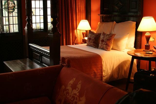 Tudor Room Hotel Georgia