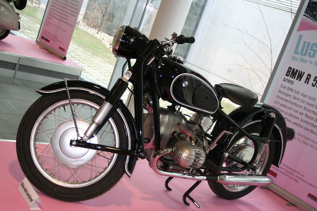 Bmw R500 Alexander Spechtl Flickr
