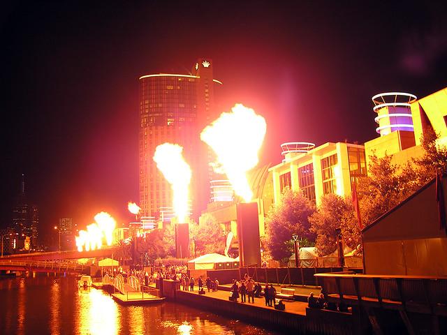 Crown casino fire grosvener casino newcastle