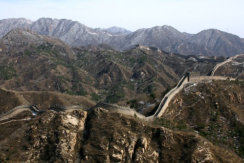 chinese great wall no.2 | by s.laqua