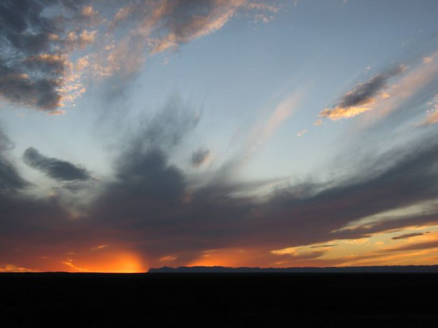Holland And Holland >> Guadalupe Mountains at Sunset, Carlsbad, New Mexico   Flickr