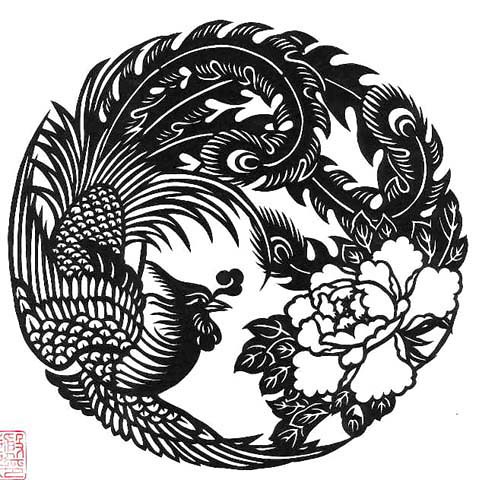 Chinese Dragon Paper Plate Craft
