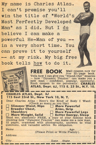 My name is Charles Atlas | by dogwelder