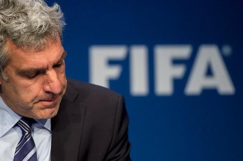 Director de comunicaciones de la FIFA deja el cargo