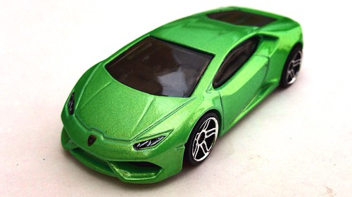 Lamborghini Huracán - Hot Wheels