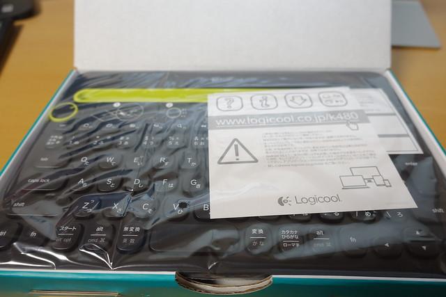 Logicool K480