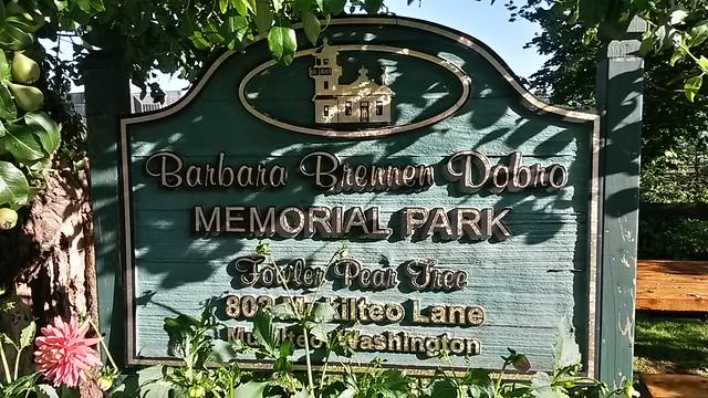Barbara Brennen Dobro Memorial Park