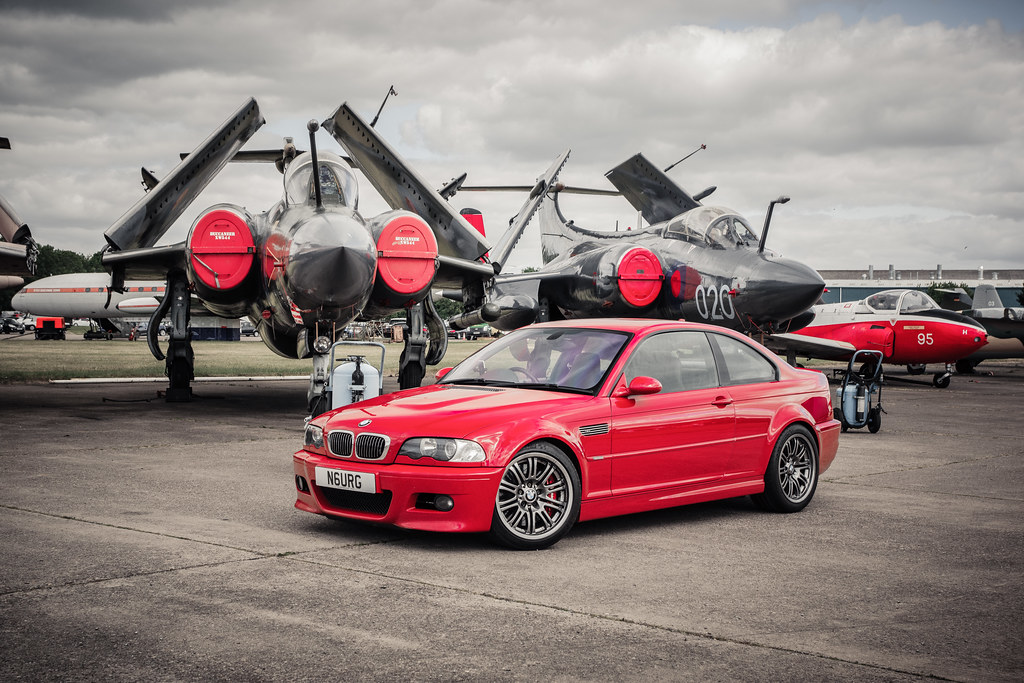 BMW E46 M3 with Blackburn Buccaneers