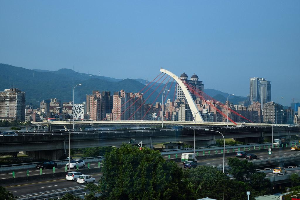 Dazhi Bridge, Taipei City, Taiwan