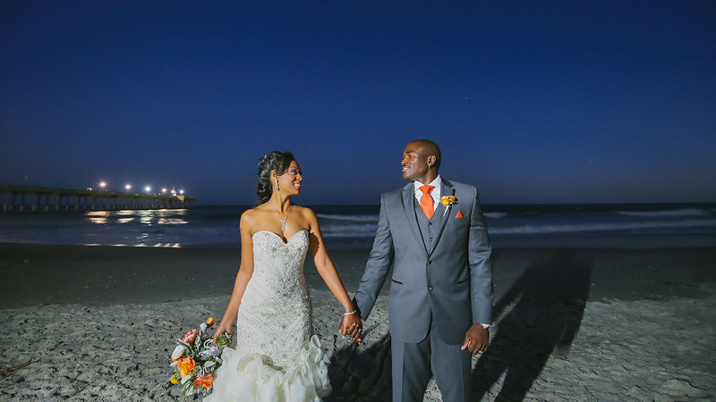 Bryce Lafoon Photography l Wrightsville Beach Wedding Photos