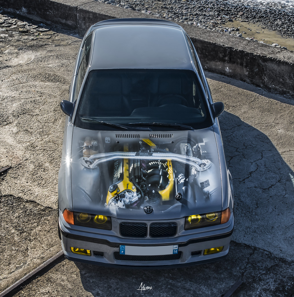 Bmw E36 M3 Small Shooting With This Amazing Advenaphotographie By