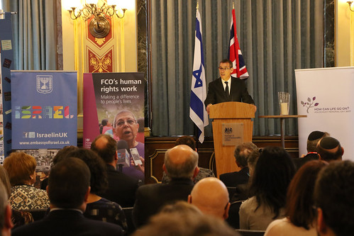 Commemoration of Holocaust Memorial Day | by Foreign and Commonwealth Office
