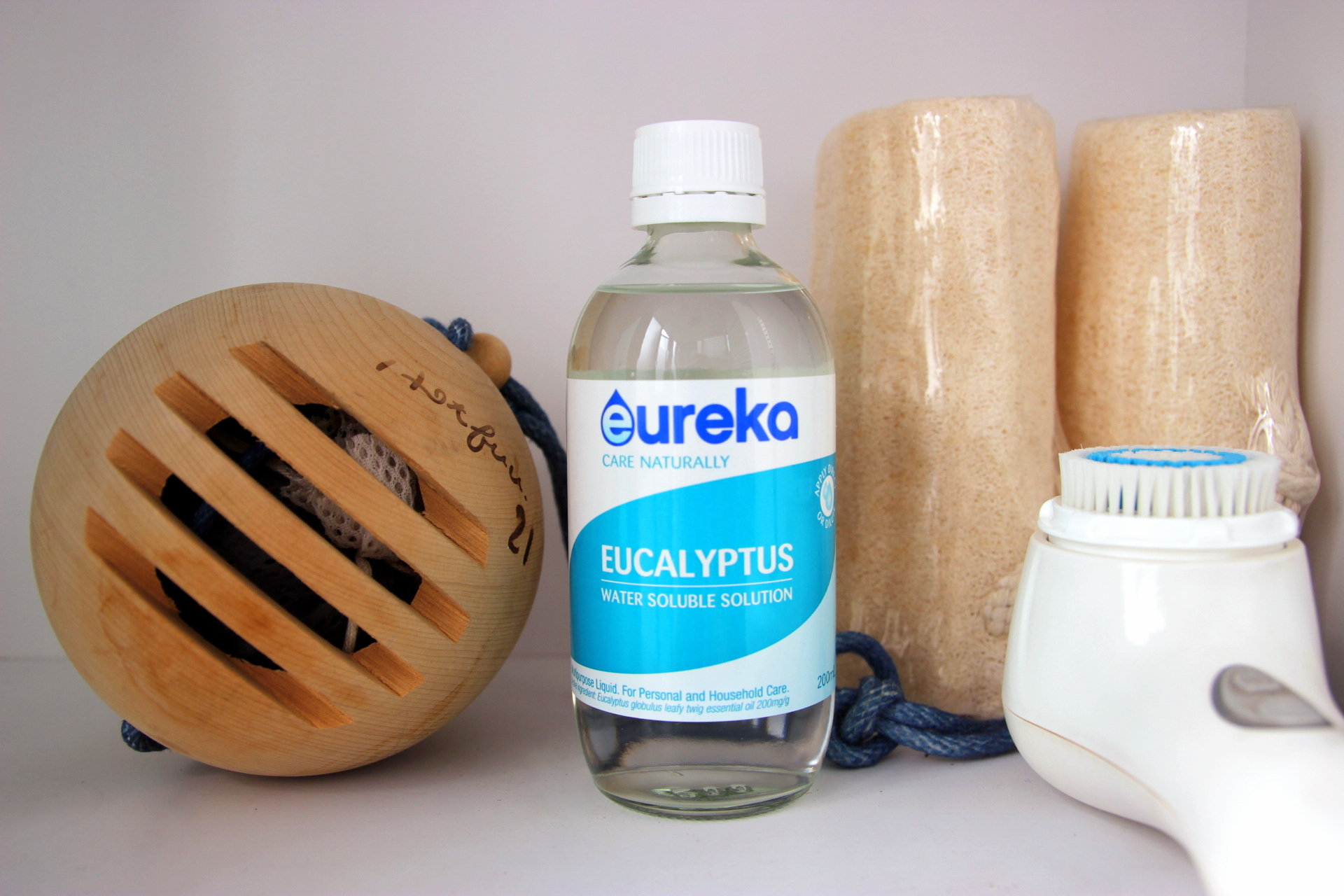 Eucalyptus Water Soluble Solution