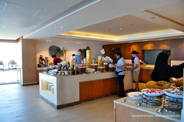 Breakfast Buffet at OZO Colombo