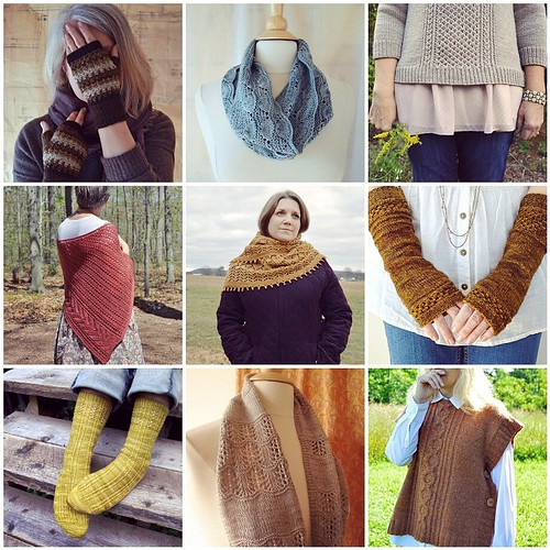 Knitwear Designs by Bonnie Sennott