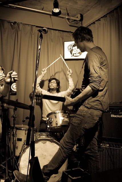 T.G.I.F. Blues Session at Terraplane, Tokyo, 13 Jan 2017 -00148