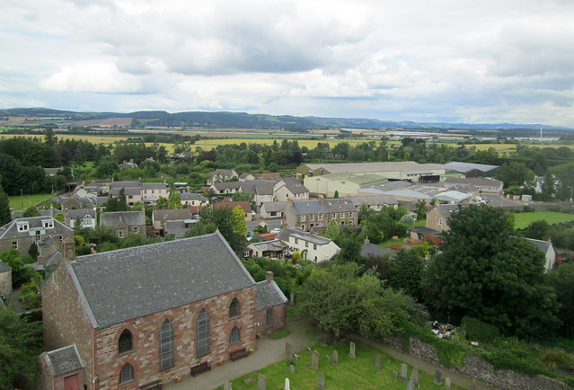 Part of Abernethy From Tower