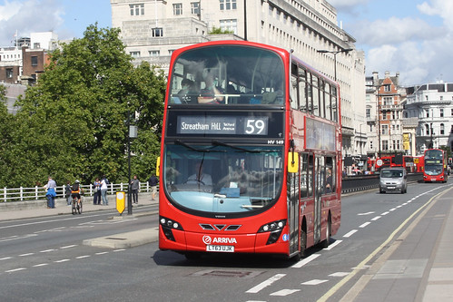 Arriva London South HV149 LT63UJK