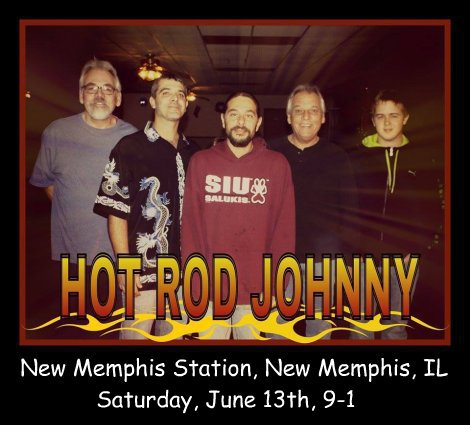 Hot Rod Johnny 6-13-15