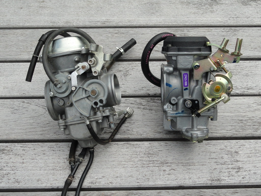 Repurposing The Harley Cv40 Carb Adventure Rider Keihin Carburetor Diagram In Addition Honda Cv On Outlet Is 46 Mm While That Of 48 Which Means I Need To Make An Adapter Lathe