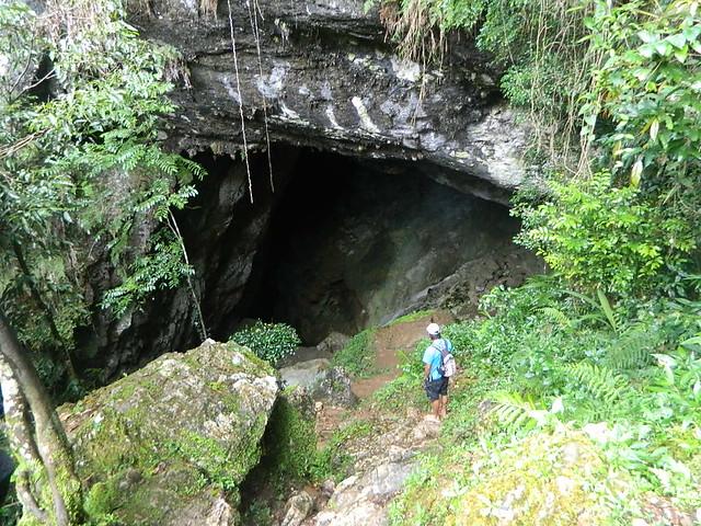 Lumiang Cave Entrance