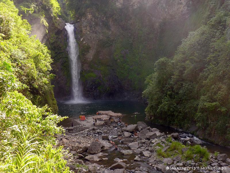 Tappia Falls in Batad, Banaue, Ifugao, Philippines