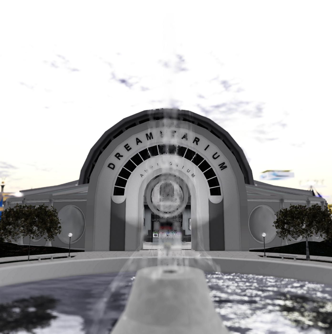 SL12B's Auditorium: the Dreamitarium