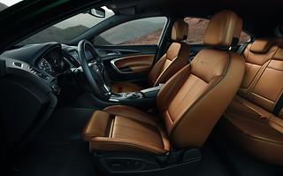 Opel Insignia: Sitzperfektion