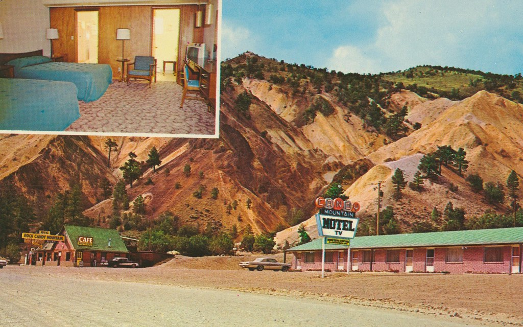 Candy Mountain Motel - Big Rock Candy Mountain, Utah