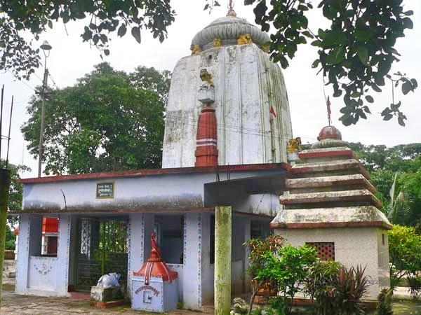 Ramesvara Siva Temple Haripur Pipili Puri