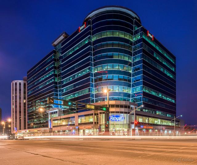 Intact Insurance Building, Edmonton