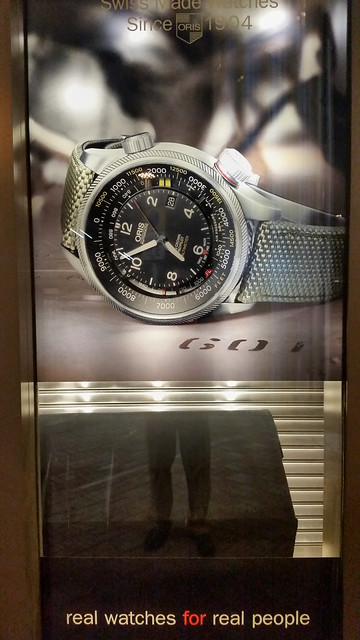 real watches for real people