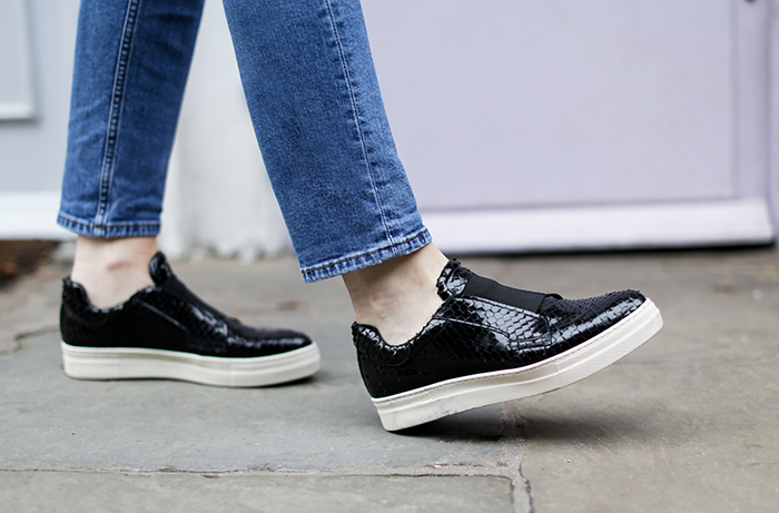 London Fashion Blogger | Street Style | La Redoute Alisa Sneakers