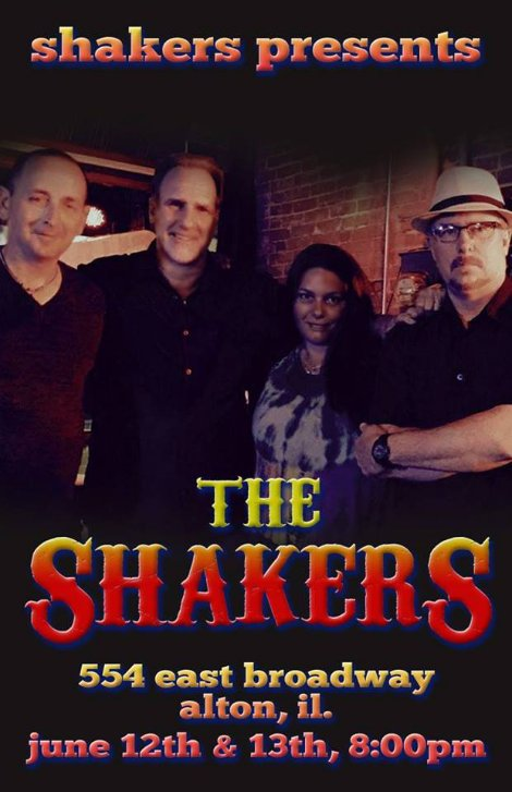 The Shakers 6-12-15, 6-13-15