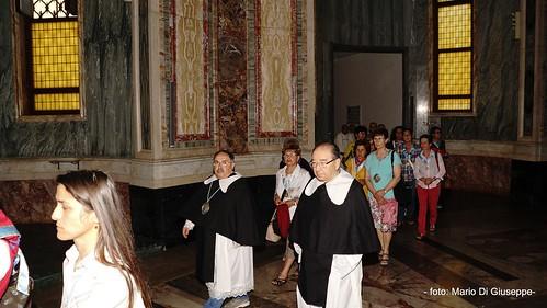 pellegrinaggio madonna di pompei