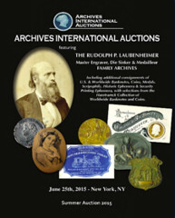 LAUBENHEIMER sale catalog cover