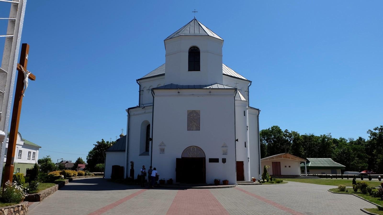 Костёл Святого Михаила Архангела, Сморгонь, Беларусь
