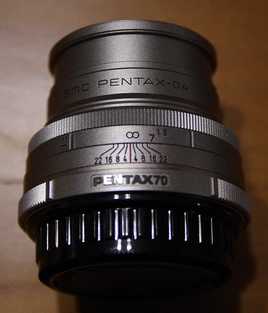Vends mon 70mm DA Limited Silver ( version 1) à 450€ 18931896472_6b32ded33a_z
