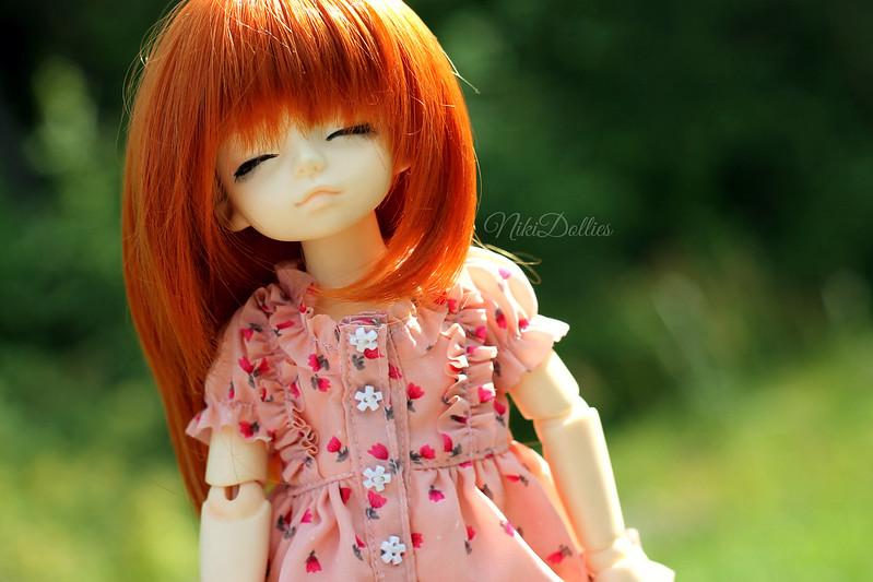 Manta ♥ Dollzone BB Ami Sleeping