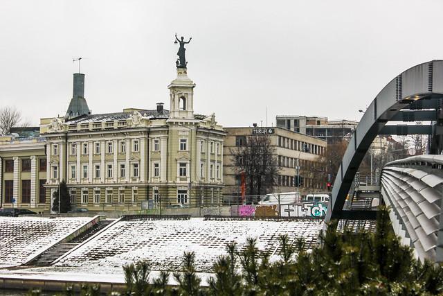 Museo de la Energía y la Tecnología de la capital de Lituania