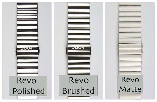 Revo Metal Finishes