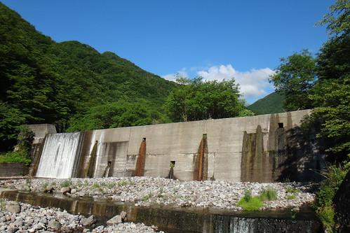 小休戸ダム(栃木)